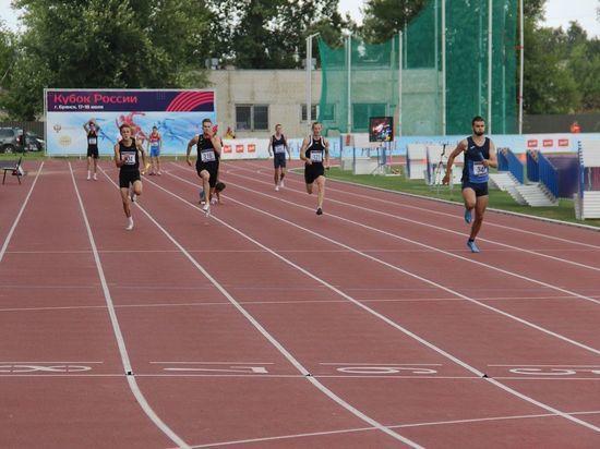 Брянские спортсмены показали хорошие результаты на Кубке России по легкой атлетике