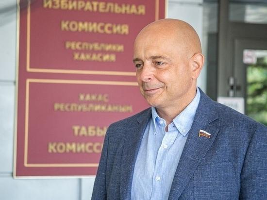 Тринадцатым кандидатом на выборы в Госдуму от Хакасии стал Сергей Сокол