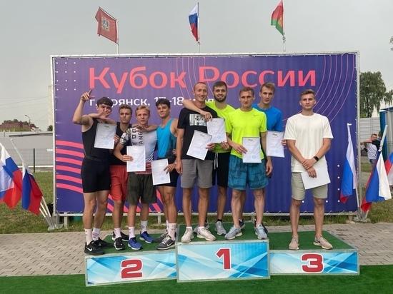Карельские легкоатлеты вернулись с бронзой с Кубка России