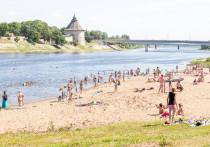 Аномальной жары в Псковской области до конца лета не будет