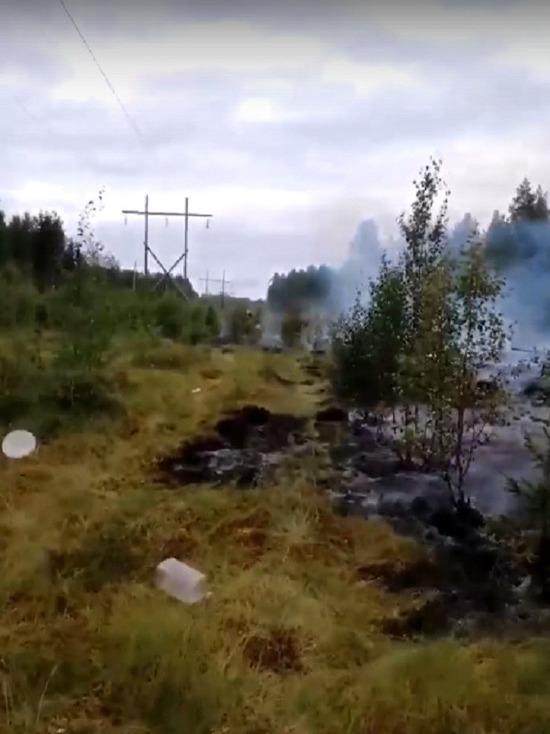 СРОЧНО: в Найстенъярви и Лахколампи отключили электричество