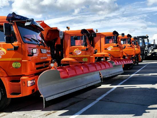 Масштабное обновление автопарков спецтранспорта ожидается в муниципалитетах Ямала