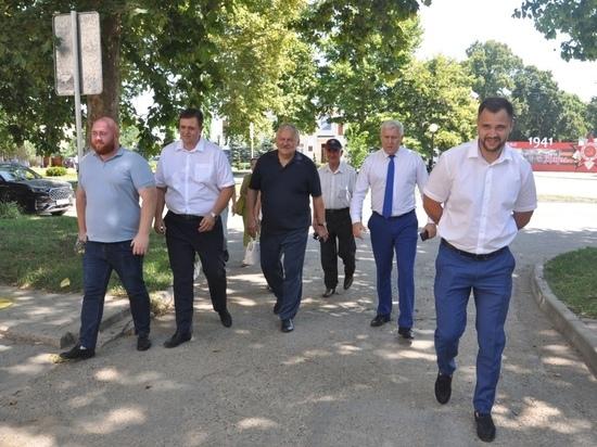 Константин Затулин встретился с активистами Апшеронского и Белореченского районов Кубани