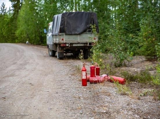 В Петрозаводске открылся Центр добровольческой помощи пожарным Карелии