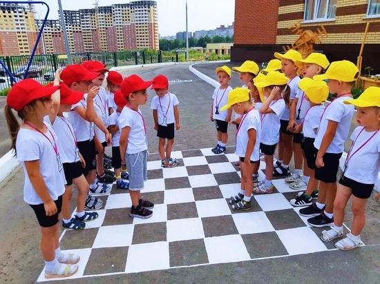 В Чебоксарах дан старт шахматному турниру... в детсадах
