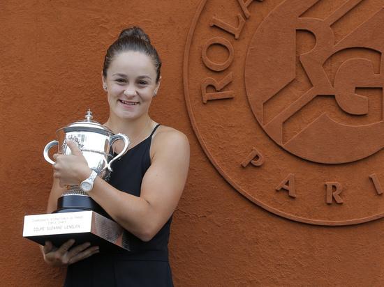 Первая ракетка женского тенниса поселилась за пределами Олимпийской деревни
