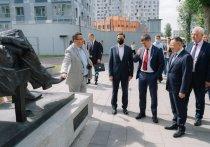 На прошлой неделе Пермь посетил министр строительства и ЖКХ РФ Ирек Файзуллин