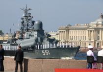 Смольный проверит готовность Петербурга к проведению парада ВМФ