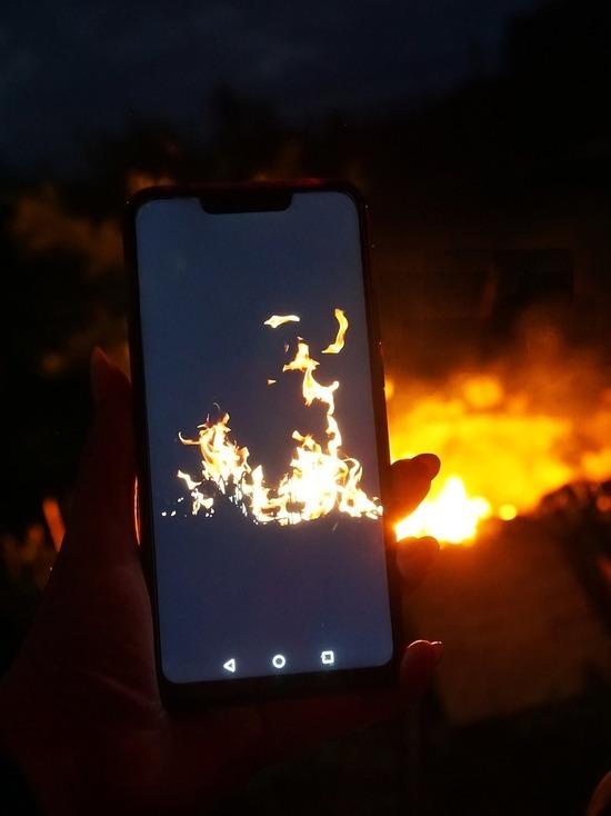 В Карелии организованы горячие линии по правам граждан на пожарах