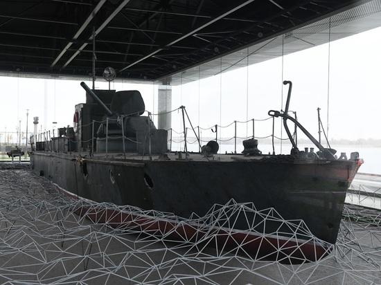 Волгоградский бронекатер-31 претендует на звание «Сокровище России»