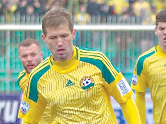 Бан за допинг Обухов практически отбыл в «Тамбове»: не получал денег