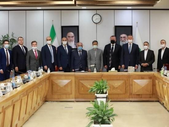 Игорь Бабушкин провёл переговоры с Фондом исламской революции «Мостазафан»