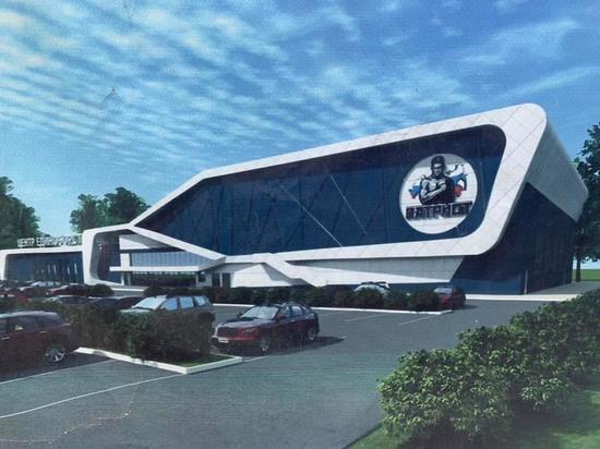 Мэр Улан-Удэ рассказал о сроках завершения строительства «Центра единоборств»