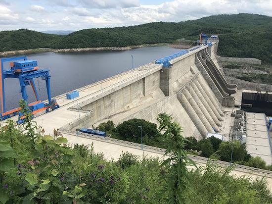Бурейская ГЭС сдержала паводок в Приамурье