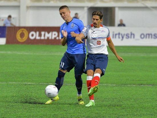 Омский «Иртыш» начал новый сезон с домашней победы