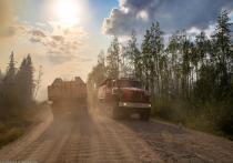 Огромное количество негатива, которое вылилось на МЧС в связи с пожарами в Суоярвском районе, вызвано тем, что пожарным некогда было объясняться – они тушили огонь