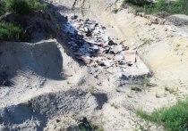 «Удручает отношение людей»: квадрокоптер ищет нелегальные свалки близ Нового Уренгоя