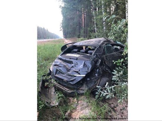 Нетрезвый 21-летний водитель устроил ДТП в Марий Эл