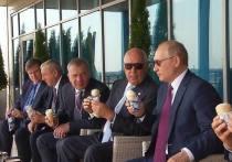 Кондратьев похвалил кубанское мороженое, съеденное Владимиром Путиным на открытии МАКС