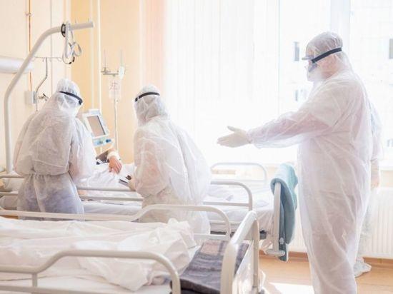 Накануне 4 жителя Хакасии умерли из-за COVID-19