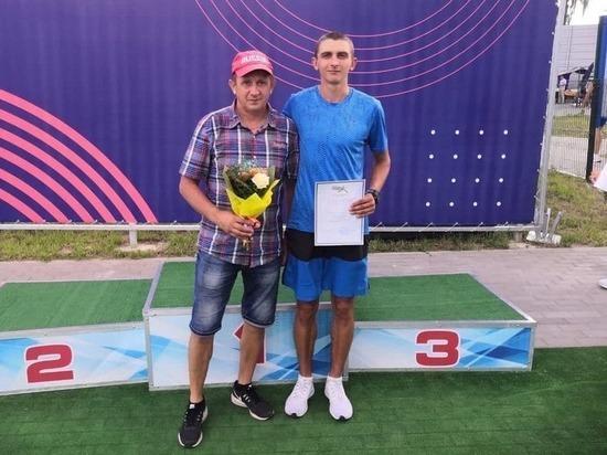 Белгородец отличился на Кубке России по лёгкой атлетике