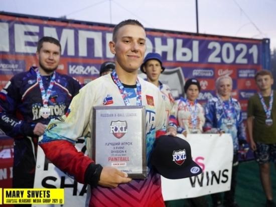 Всероссийский турнир по пейнтболу принес ивановцам бронзовую медаль