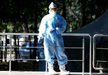 На Кубани зафиксировали рекордные 245 случаев заражения COVID-19
