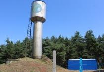 В селе Карнауховка Белгородского района установили станцию для обезжелезивания