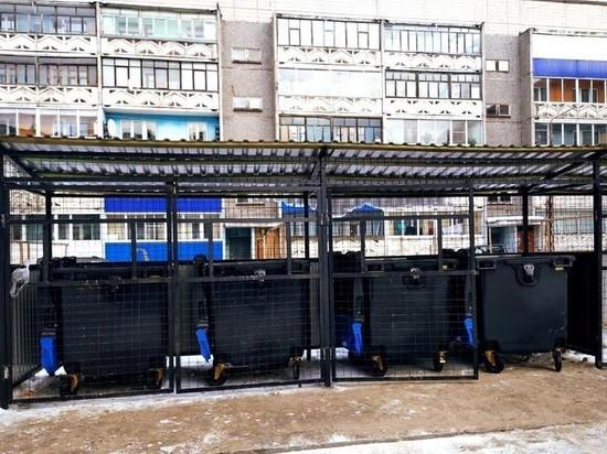 В Петрозаводске выберут образцовую мусорную площадку