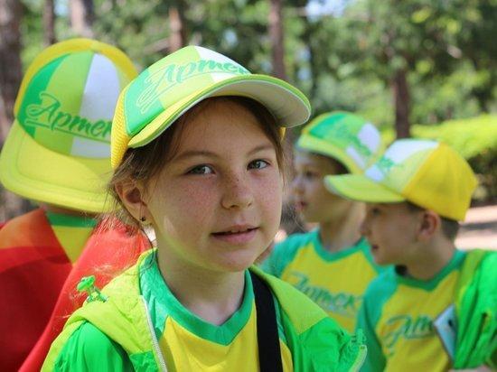 У 8-летней школьницы из Черноморского района более 200 наград, но для путевки в «Артек» этого было мало
