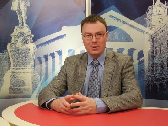 Известный тележурналист Денис Базанков подал документы на выдвижение в Госдуму