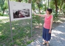 В Братском саду обновилась фотовыставка