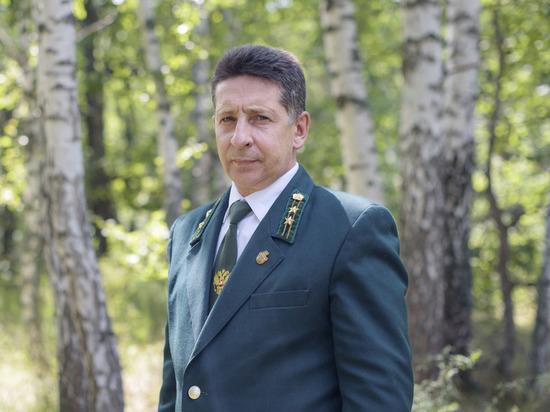 Александр Люлин назначен директором Камешкирско-Лопатинского лесничества