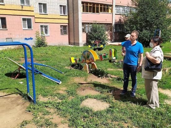 Работа по выносу объектов из охранных зон в Кирове приносит плоды