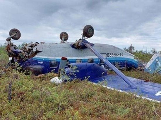 Командир жёстко севшего в тайге Томской области Ан-28 намерен снова летать