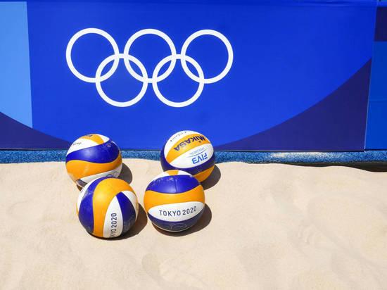 Пляжные волейболисты не смогли тренироваться из-за раскалённого песка