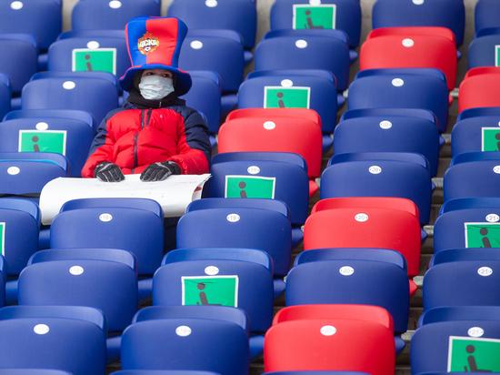 Как попасть на футбол в Москве: «При наличии у болельщиков QR-кодов»