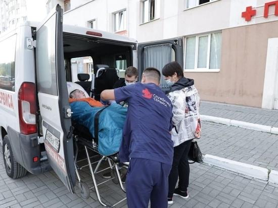 Солдат-срочник, раненный во время расстрела Шамсутдиновым в воинской части Читы, перевезен в Екатеринбург