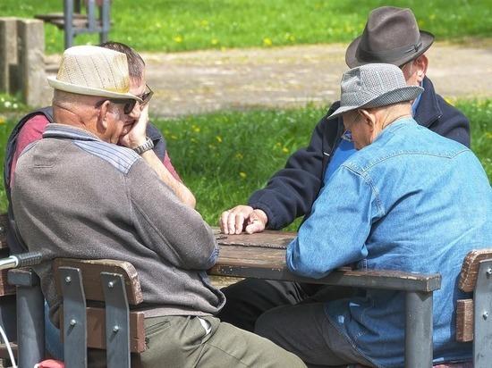 Германия: Пенсионный атлас 2020