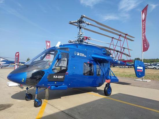 ВТБ и «Вертолеты России» будут сотрудничать в области гражданского вертолетостроения