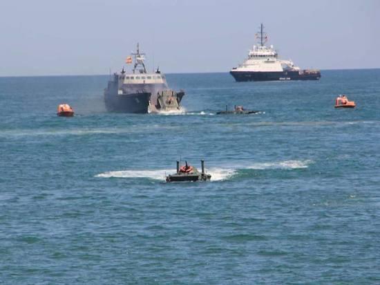 Украина решила выгнать российский флот с Черного моря ракетами «Нептун»