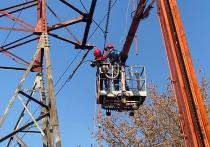«Россети Северный Кавказ» повысили надежность энергоснабжения 35 тысяч жителей Северной Осетии