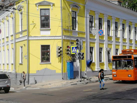 В Нижнем Новгороде впервые появятся диагональные пешеходные переходы