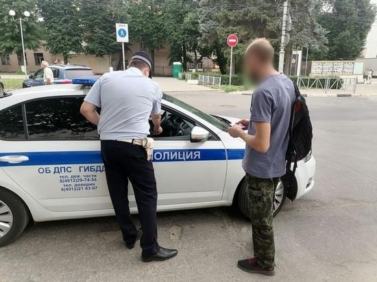 Рязанские полицейские пресекли 2 случая вождения без страховки