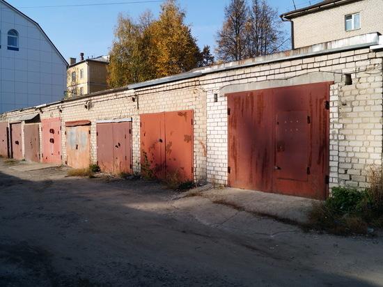 В Звениговском районе Марий Эл совершена кража из гаража