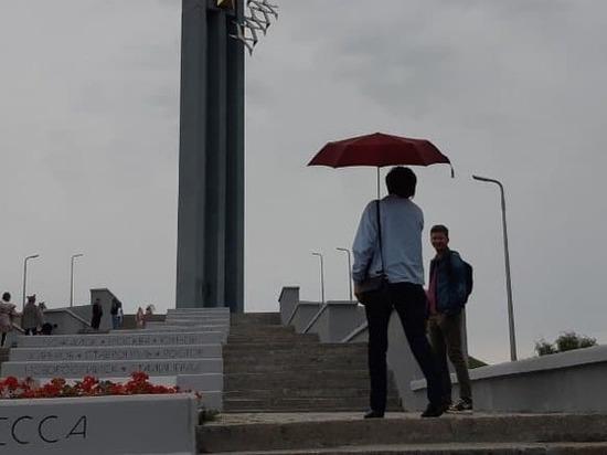Крышу Питерской ЦРБ сорвало ураганом