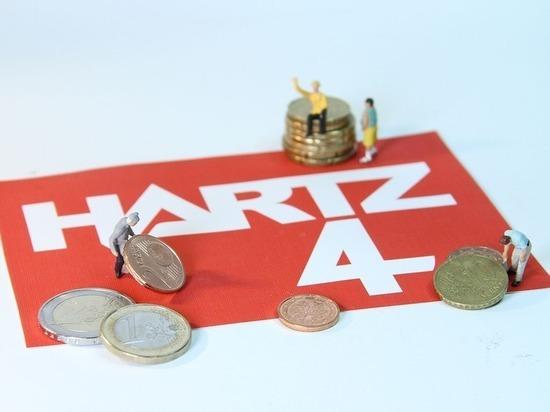Германия: Увеличение пособия Hartz IV