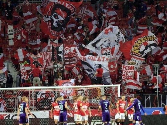 Фанаты «Спартака» выступили против ограничений на стадионах