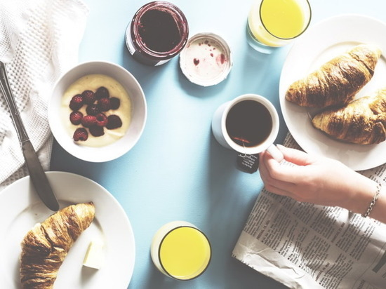 Диетолог Макиша напомнила о риске диабета из-за неправильного завтрака