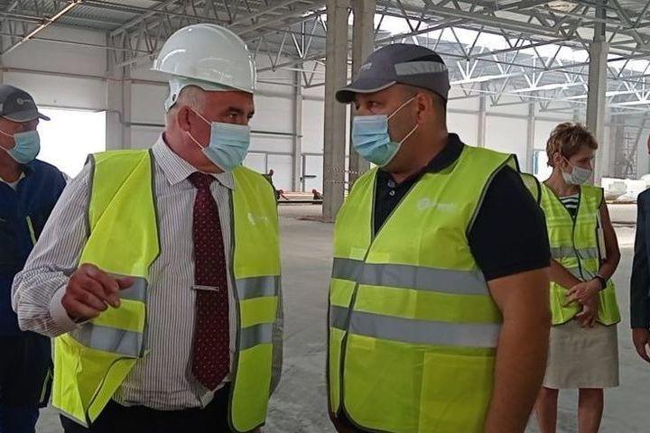 Глава региона высоко оценил скорость реализации инвестиционного проекта в Галиче